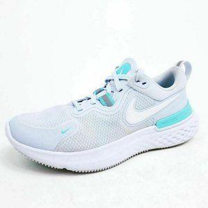 Nike Womens Sz 6.5 React Miler Running Shoes Gray